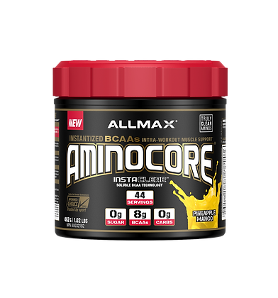 ALLMAX - AMINOCORE LIQUIDATION