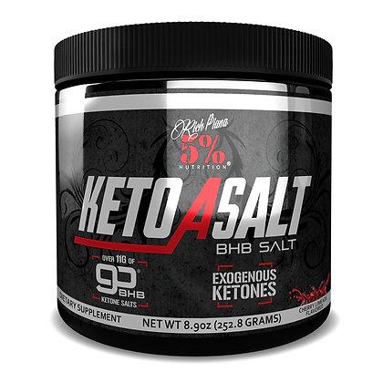 KETO SALT - 5% NUTRITION