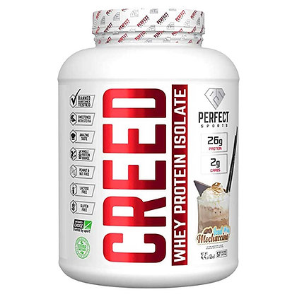 CREED - WHEY PROTEIN ISOLATE - PERFECT SPORTS
