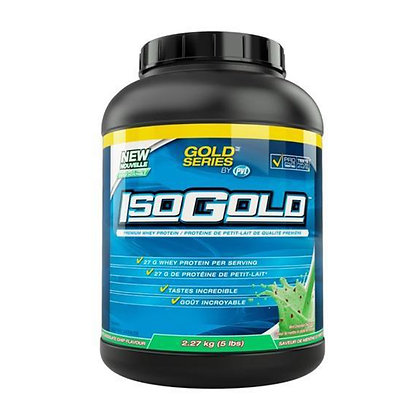 PVL ESSENTIALS  - ISO GOLD 5LBS