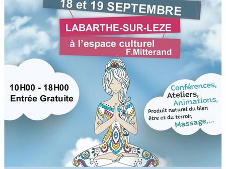 Salon du bien être de Labarthe sur Lèze