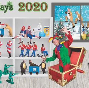 12 Days of Legacy Christmas - 2020