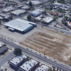 Legacy Partners as Trio Plans for Soccer League Play Site in Visalia