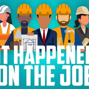 "Legacy on ""It Happened On The Job"" podcast"