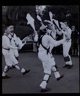 First dance out 1976.jpg