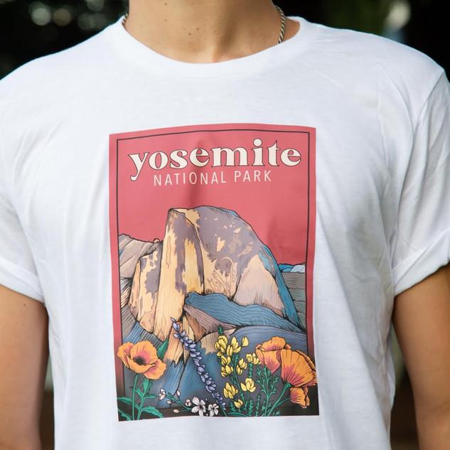 Yosemite Location Shirt
