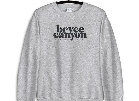Bryce Canyon National Park Crewneck