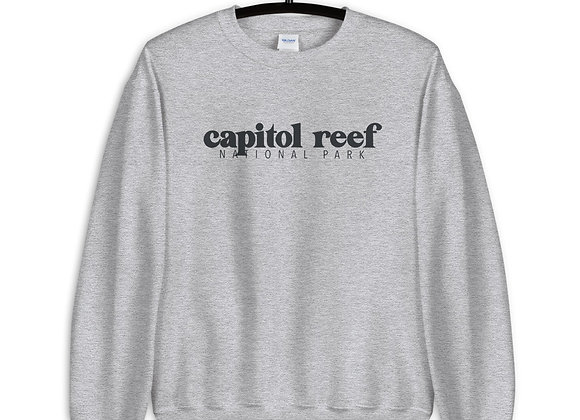 Capitol Reef National Park Crewneck