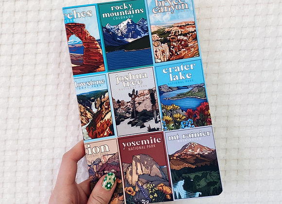 National Park Notebook