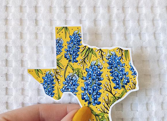Texas Sticker (100% PROFIT DONATION)