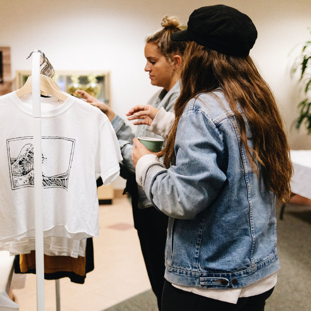 First Clothing Sale! (Nov 2019)