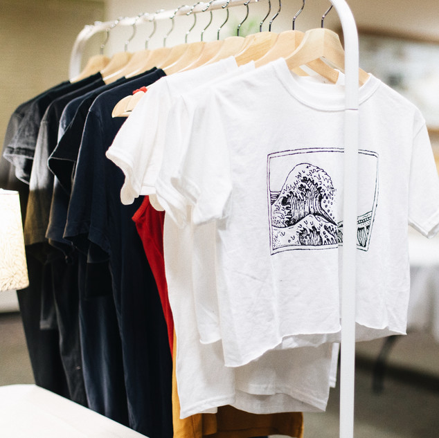 First Clothing Sale (Nov 2019)