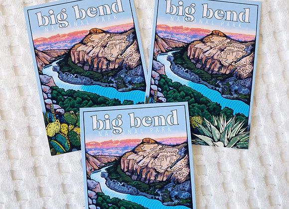 Big Bend National Park Digital Download (100% Profit Donation)