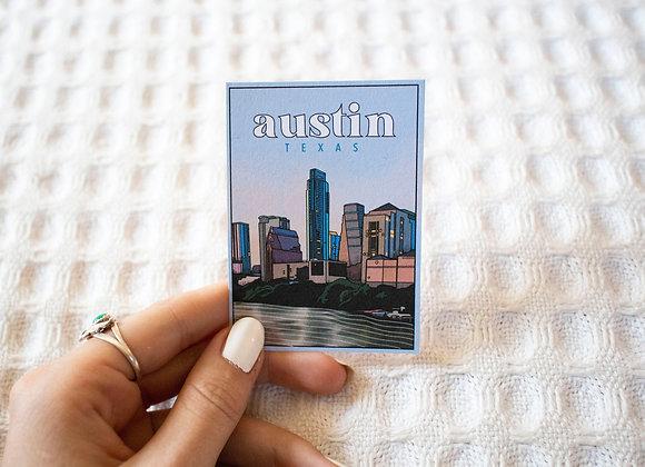 Austin Sticker (100% PROFIT DONATION)