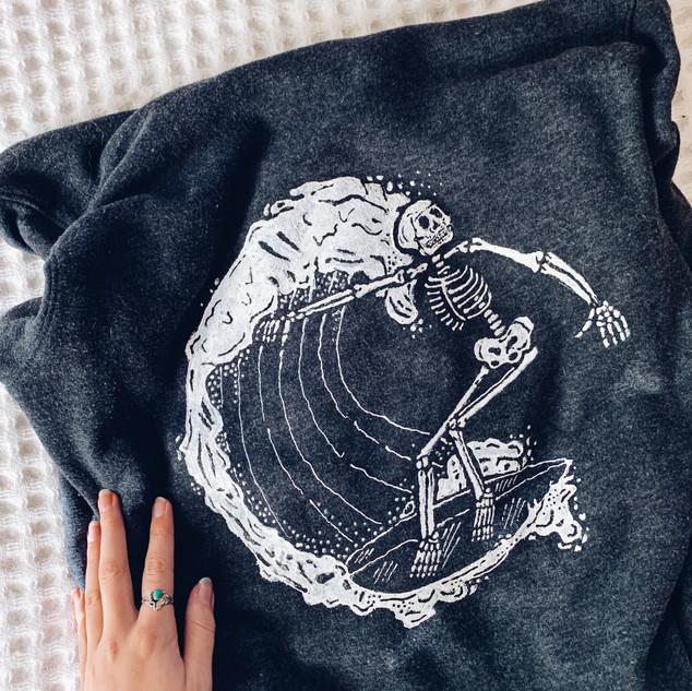 Surfing Skeleton Design