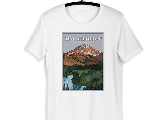 Mount Rainier Shirt