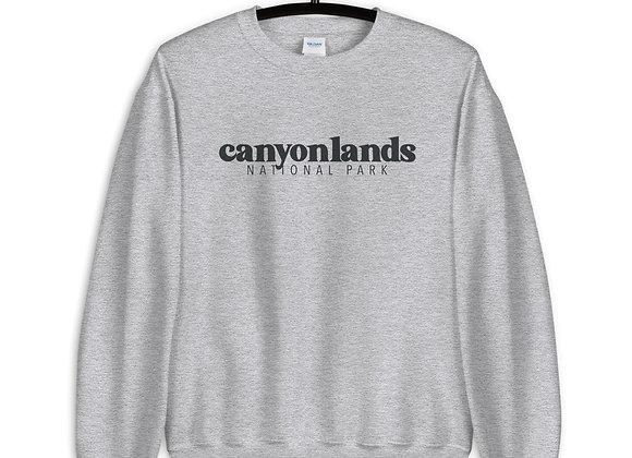 Canyonlands National Park Crewneck