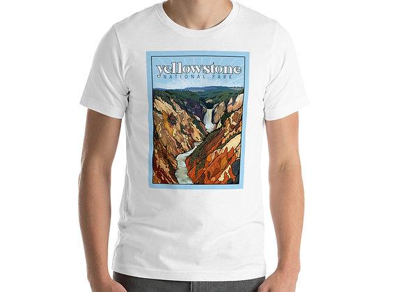 Yellowstone National Park Location Shirt