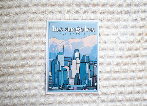Los Angeles, California Print