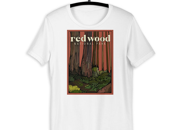 Redwoods National Park Shirt