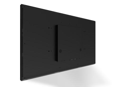 Digital Menu Board White Background Imag