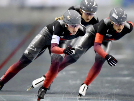 Q&A with Canada Women's Team Pursuit