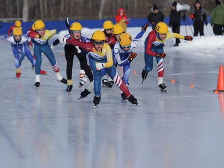Canadian Youth Long Track Championships