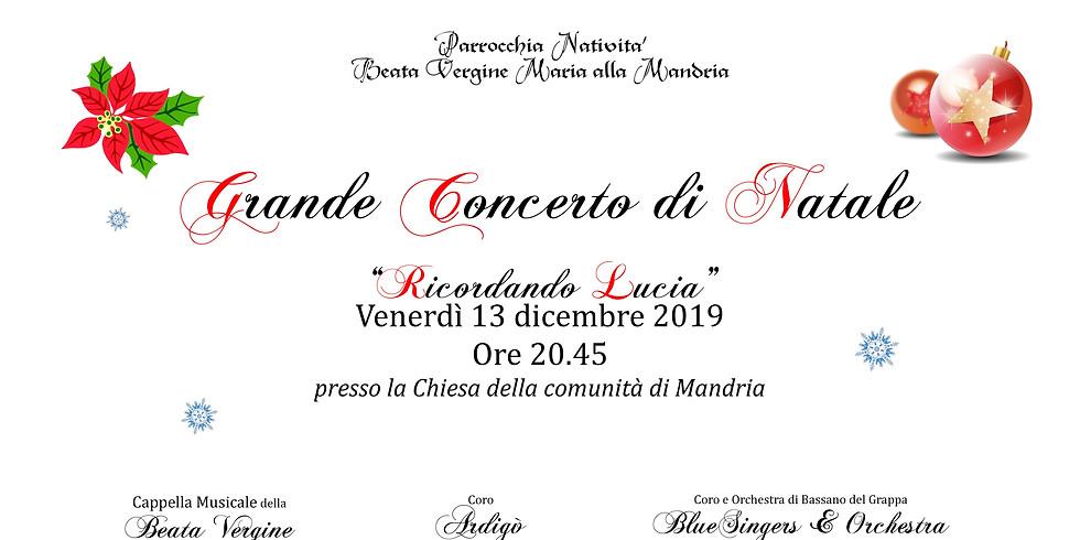 Concerto per Lucia
