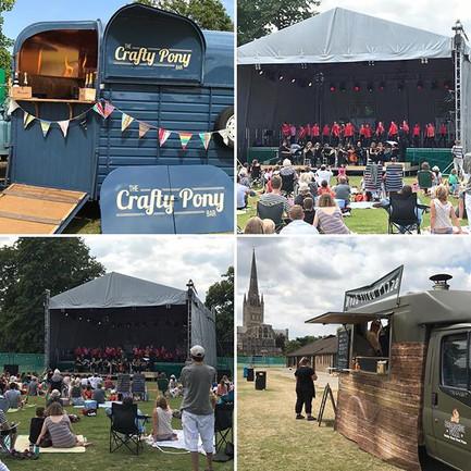 Norwich School - Youth Norfolk Arts festival of opera #youthnorfolkarts #craftyponybar #craftyponybar #thekingsransom