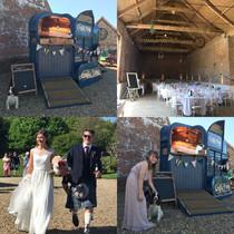 Summer Wedding - Tattersett Barns