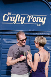Happy times at the Crafty Pony Bar