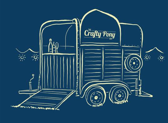 The Crafty Pony Bar