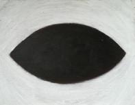 Oculus  Oil on wood