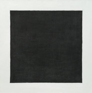 Black Square  Copy after Kazimir Malevitsj  Oil on canvas