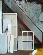 De trap in het atelier van het derde jaar Staircase at studio of the third year  Olieverf of doek Oil on canvas  2017