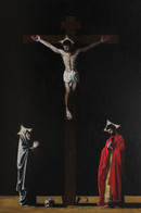 The Crucifixion Of Christ  200 x 300 cm Oil on Linen  2020