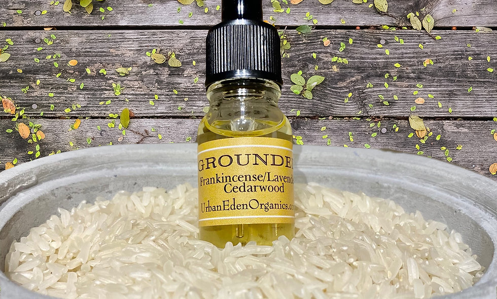 Grounded Essential Oil