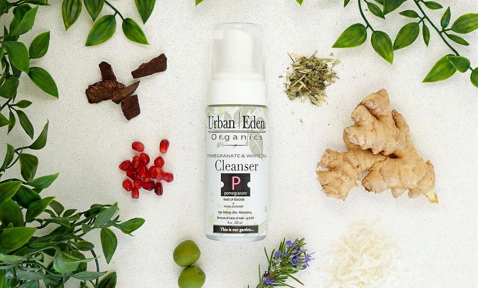 Pomegranate Foam Face Cleanser