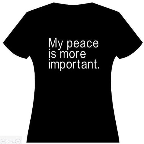 My Peace. Men's T-Shirt