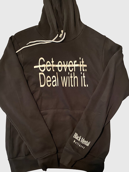 Deal With It. Unisex hoodie