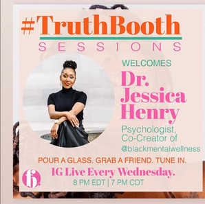 #TruthBooth Sessions