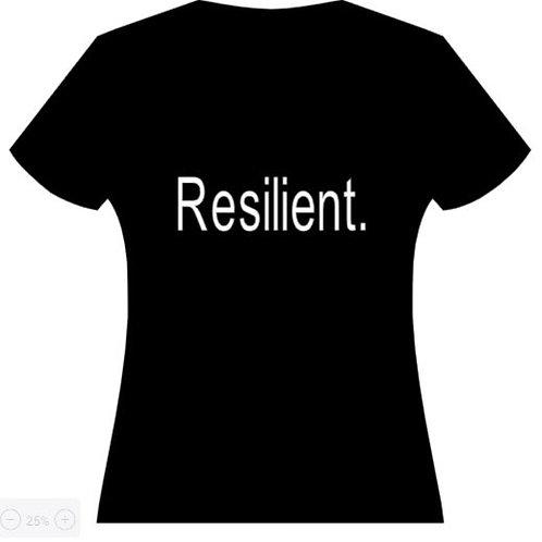 Resilient. Men's T-Shirt
