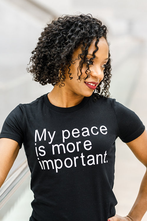 My Peace. Women's T-Shirt