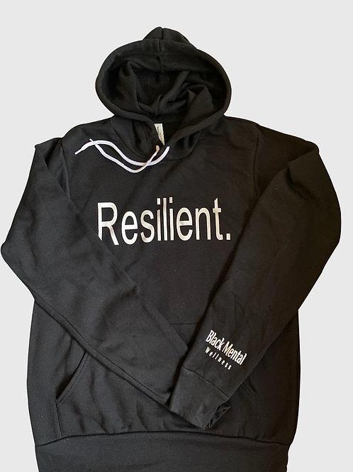Resilient. Unisex hoodie