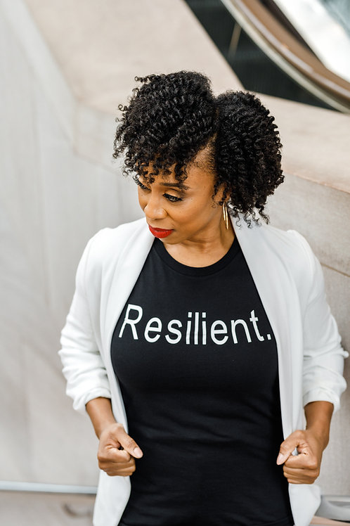 Resilient. Women's T-Shirt