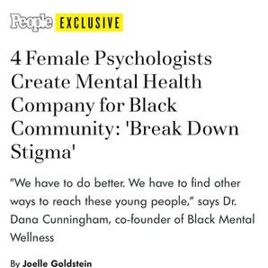 4 Female Psychologists Create Mental Health Company for Black Community: 'Break Down Stigma'