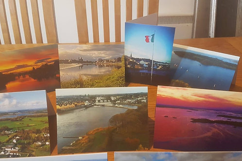 Christmas Cards of Athlone