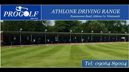 athlone driving golf range