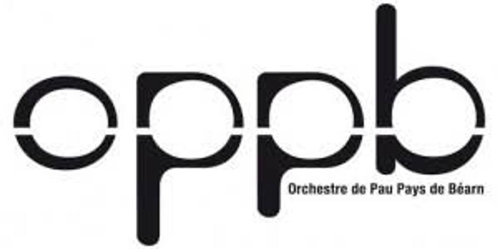 Concert with Orchestre de Pau