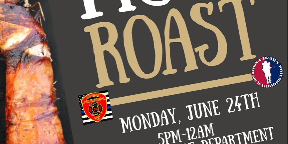 June Meeting (Pig Roast)